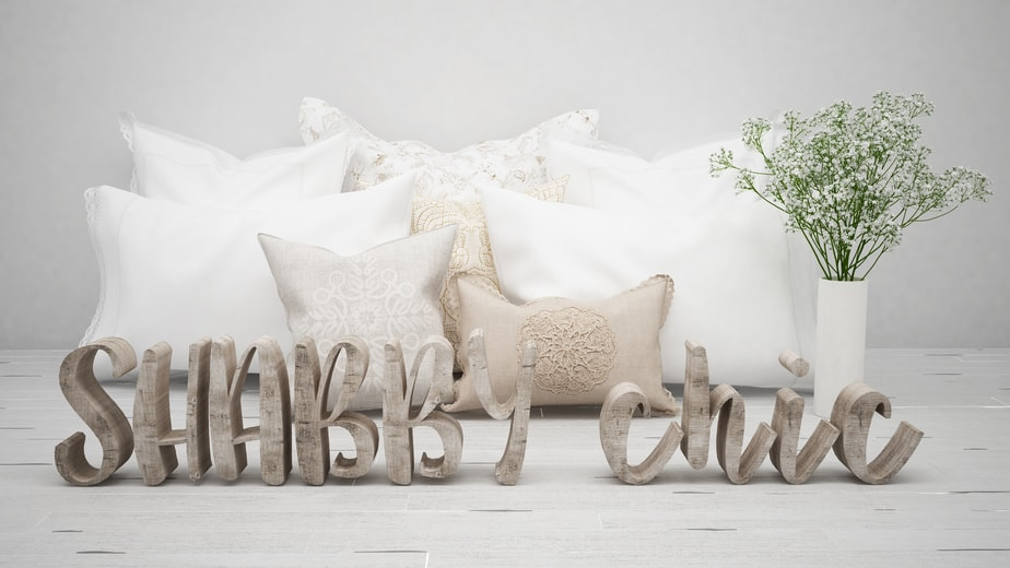 I nostri post a casa di euronova for Decorazioni shabby chic fai da te