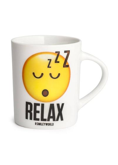 Tazza Emoticon Relax