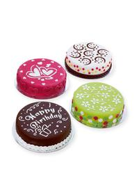 Set 4 stencil decora torte