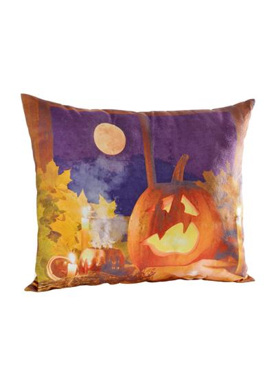 Cuscino Halloween luminoso