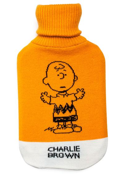 Borsa acqua calda Charlie Brown