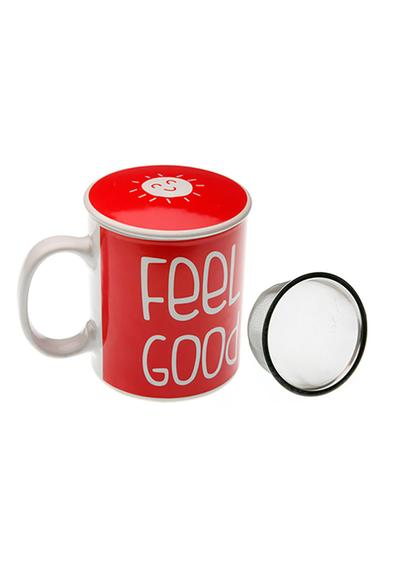 Tazza infusore Feel Good